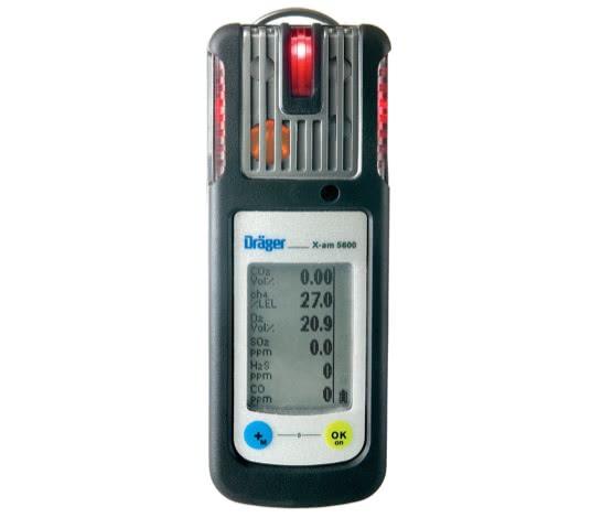 Dräger X-am®系列便携式多种气体检测仪
