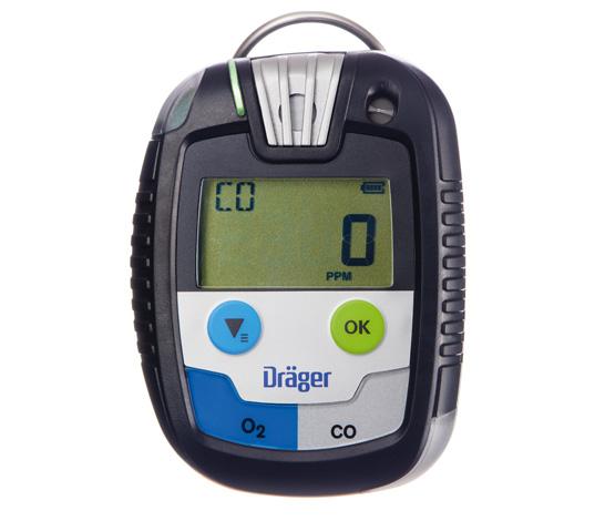 Dräger Pac® 系列便携式单一气体检测仪