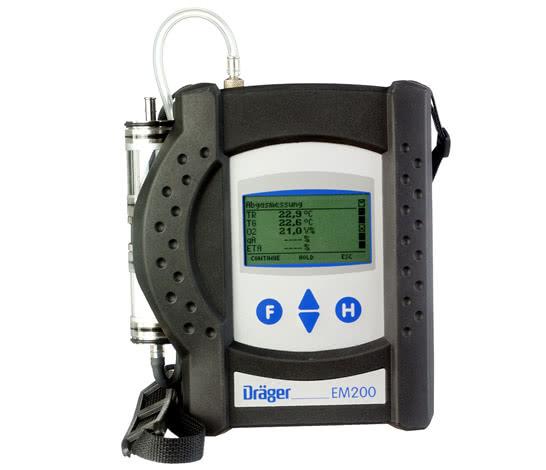 Dräger MSI EM200多种烟气分析仪