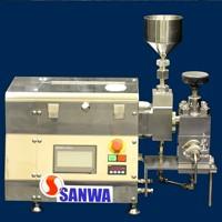 日本SANWA湿式高压分散设备