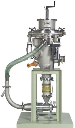 日本NPK超声速干式气流粉碎机分级机