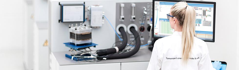 HORIBA FUELCon PEM燃料电池测试系统