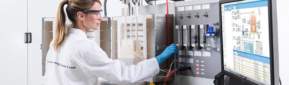HORIBA FUELCon SOFC燃料电池测试系统