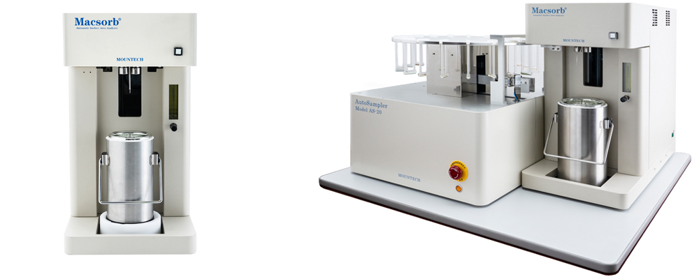Macsorb全自动比表面积分析仪