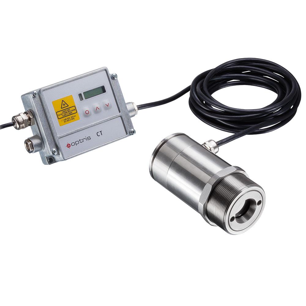 Optris红外测温仪和高温计