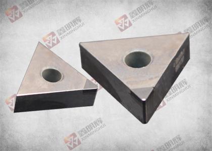 CBN负角车刀片TNGA160404 KB65B粉末冶金/铸铁