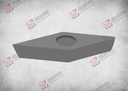 金刚石刀具CBN正角车刀片VBGT110304进口热处理55°