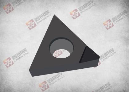 钻石刀具TCGT系列PCD金刚石刀粒