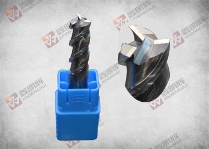 三刃钨钢铣刀D6*15.0*50L*D6