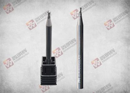 钨钢二刃铝球刀M550-2F系列