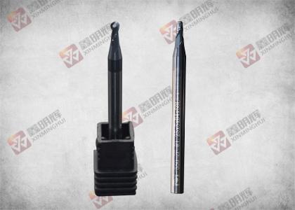 MH双刃钨钢球刀M550-2F