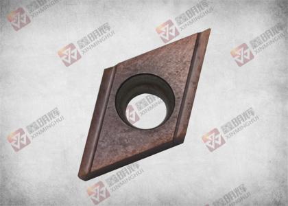 不锈钢-钢件车刀粒DCGT070201FL-Y槽型