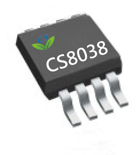 OTP六和弦门铃芯片CS8038