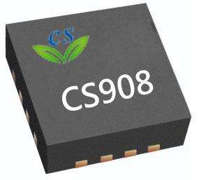 高灵敏度FSK收发芯片CS908