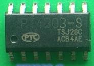 低功耗无线接收芯片PT4303