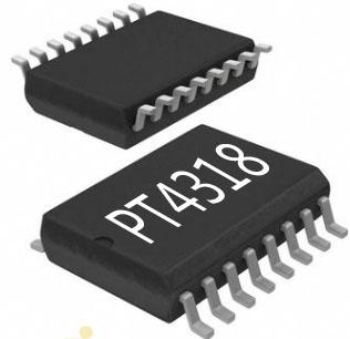 高灵敏度ASK接收芯片PT4318