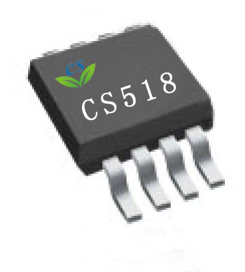 高灵敏度无线接收芯片CS518
