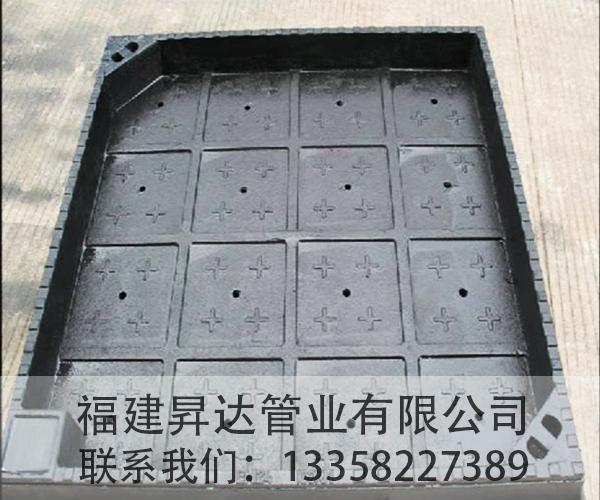 球墨铸铁井盖、沟盖