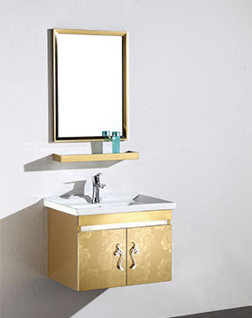 BX-2709不锈钢浴室柜