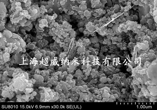 纳米二硫化钼电镜图谱