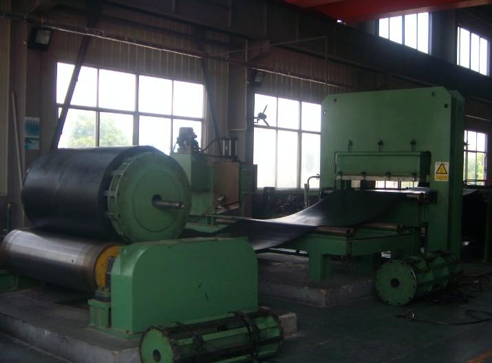 橡胶输送带生产设备