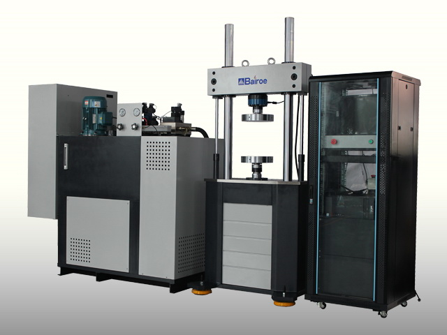 PLW-100电液伺服疲劳试验机