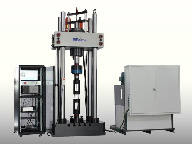 PLW-500 电液伺服锚具疲劳试验机