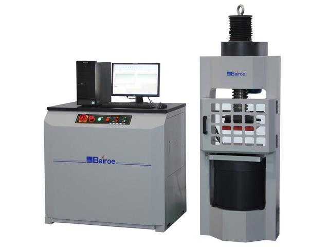 YAW-2000型 微机控制压力试验机(框架结构机型)