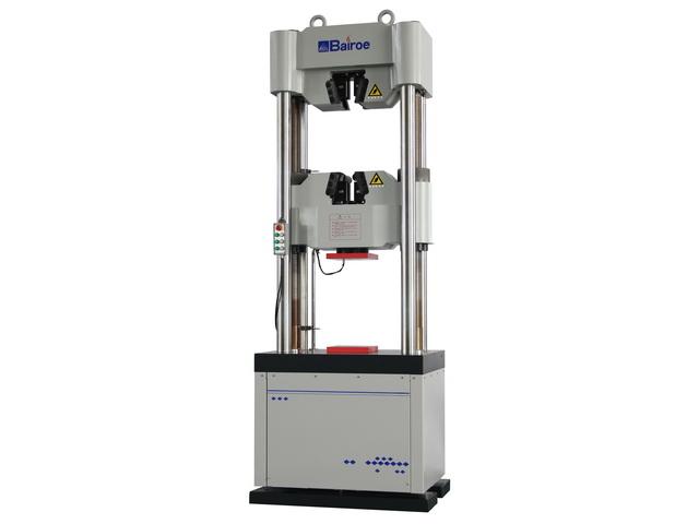 WAW-600 微机控制电液伺服万能试验机