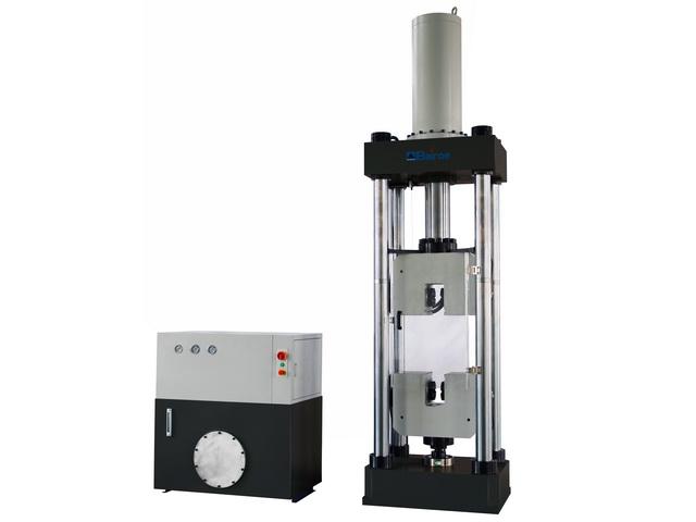 WAW-1000 单空间型微机控制电液伺服万能试验机