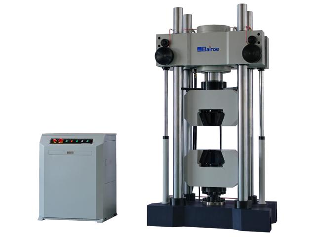 WAW-2000 单空间型电液伺服万能试验机(横梁升降机型)