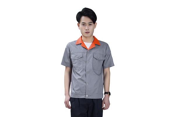 夏季全棉工作服(8308款)