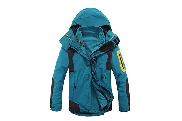 现货户外时尚冲锋衣KT09005款