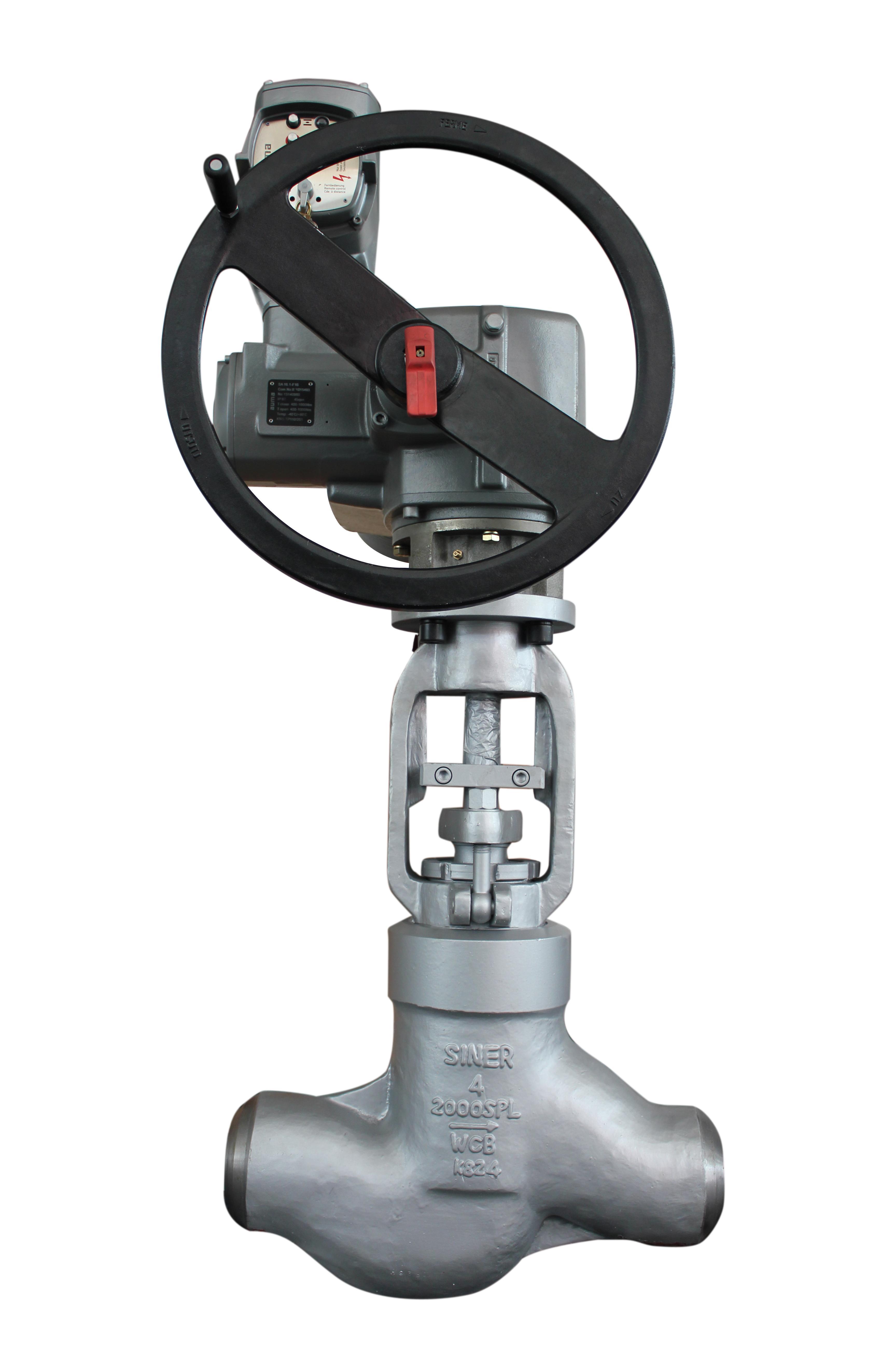 J961Y-P54100V 140V 170V高温高压电站截止阀