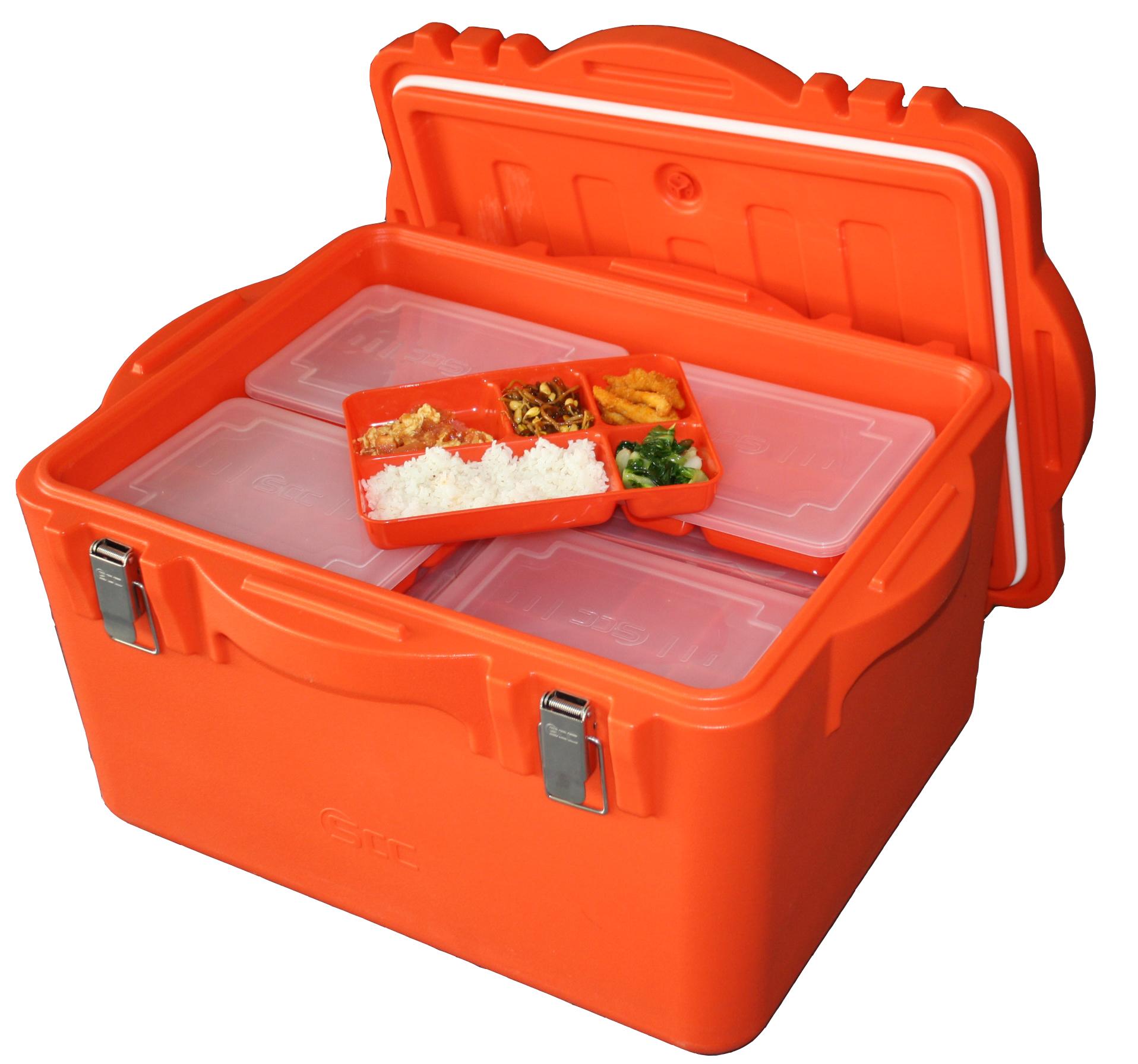 保温箱-食品级PE材质,保温6小时