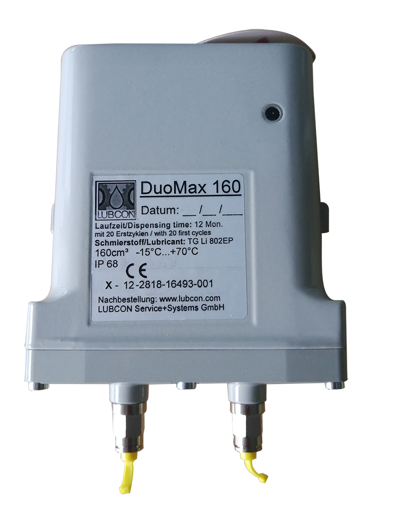 Lubcon DuoMax 160