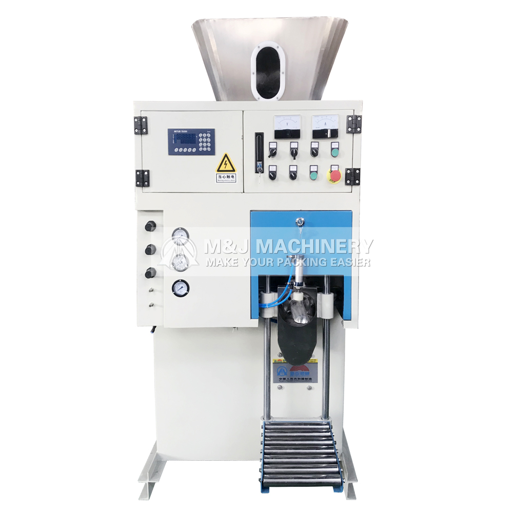 Dry mortar valve port bag packing machine