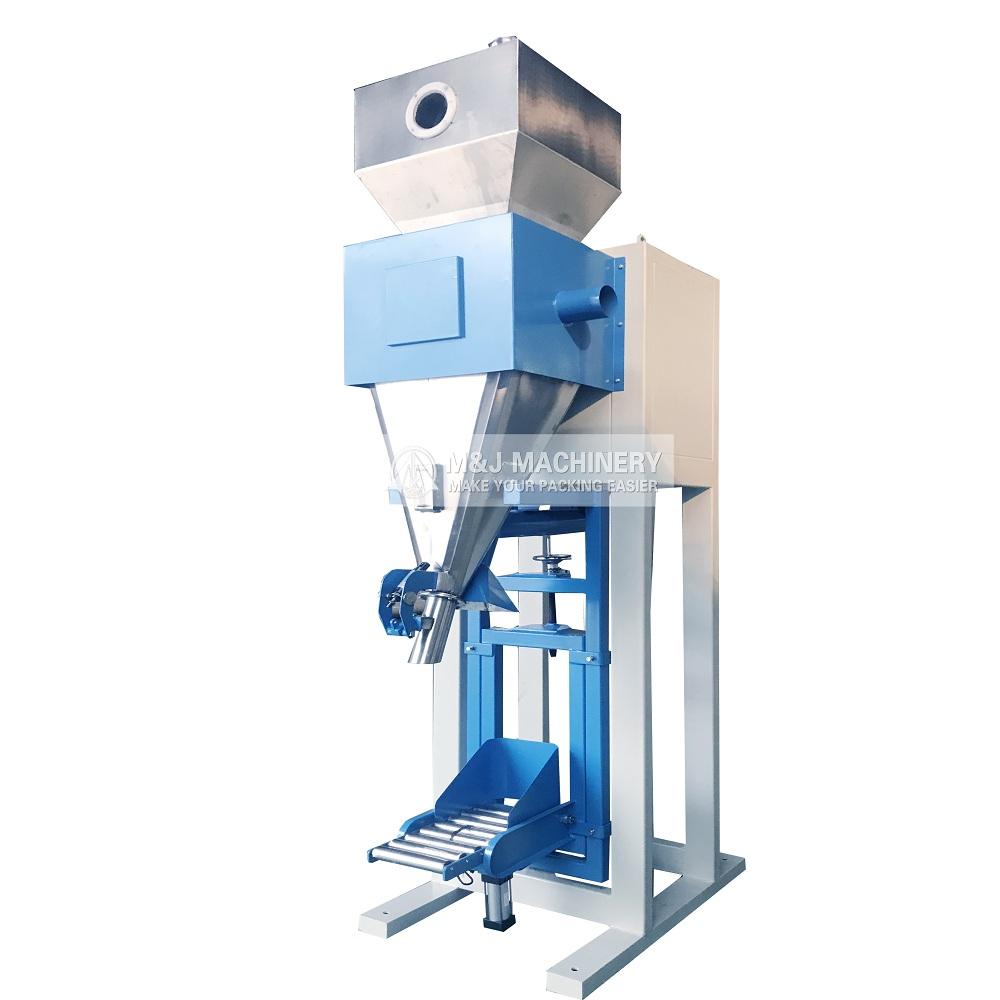 Granular fertilizer valve bag filling machine