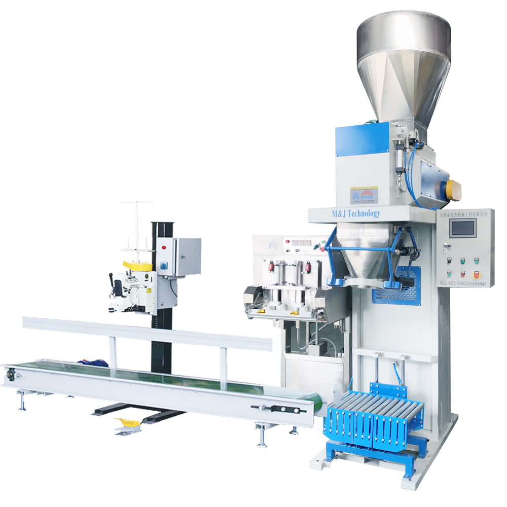 Potassium Sulfate Powder Packing Machine