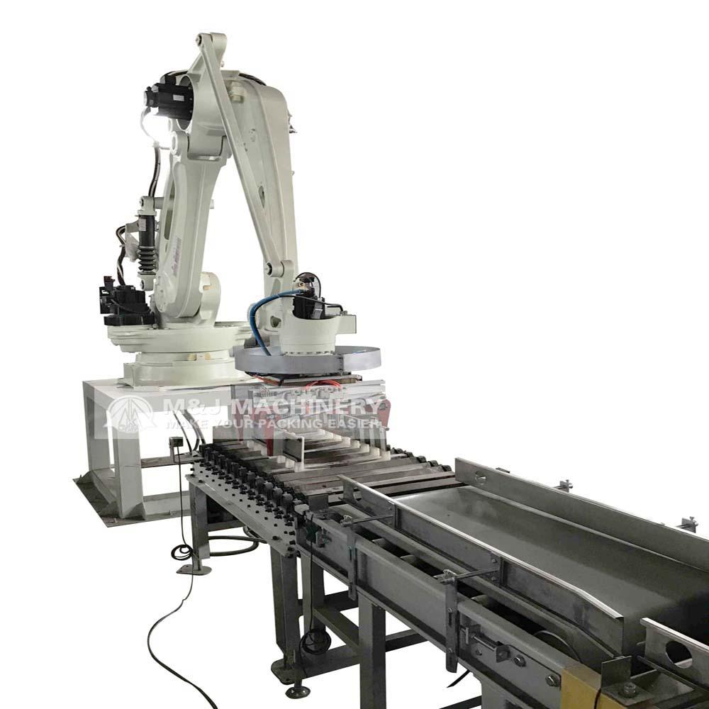 robotic palletizer machine