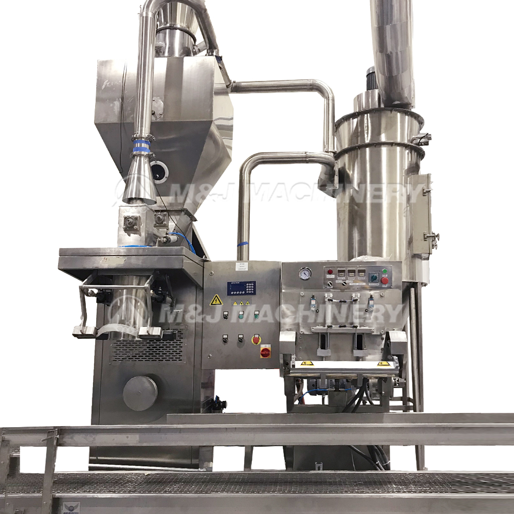 New automatic packing machine