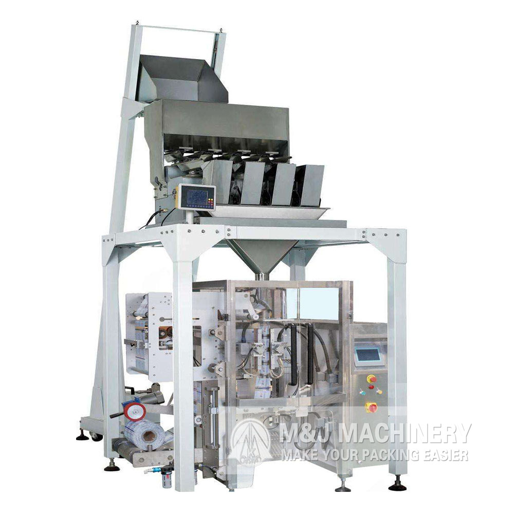 LCS-V2N6 Vaccum packaging machine for brick shape and pillow shape