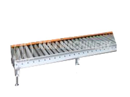 Idler conveyor, roller conveyor