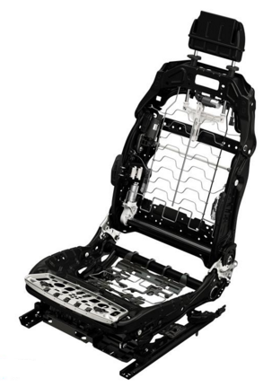 汽車座椅發展歷程