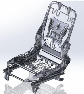 汽車座椅位置調整