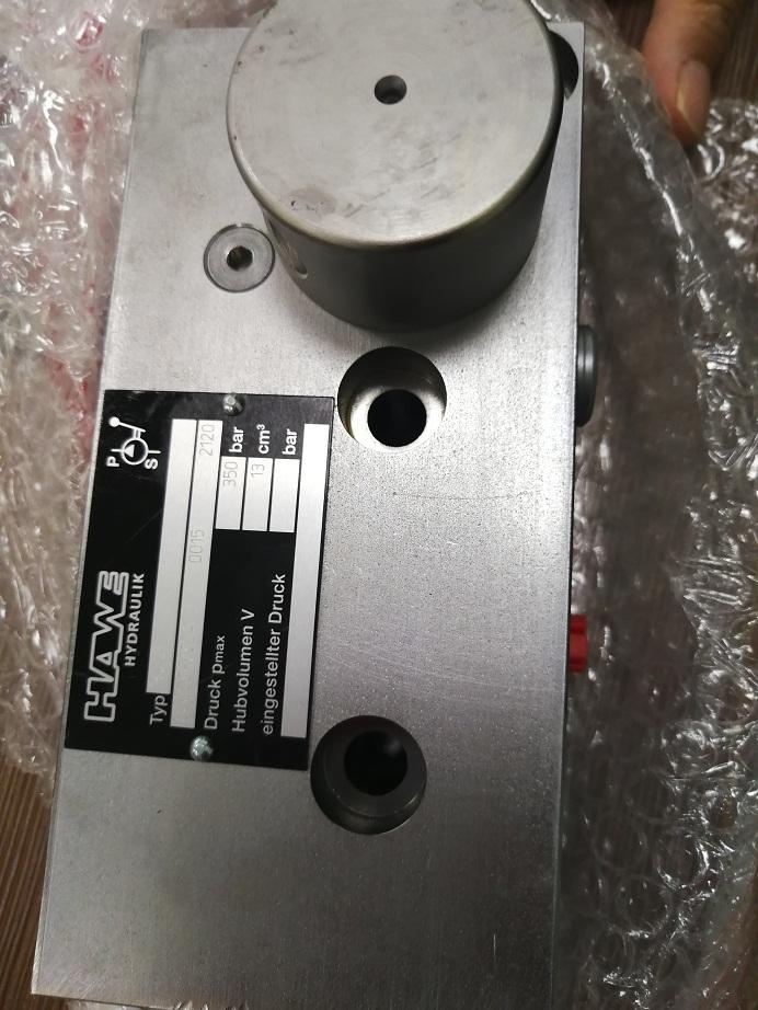 2020.09.29上海盛霞HAWE泵到货照片