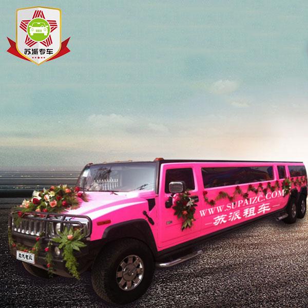 Pink Long Hummer