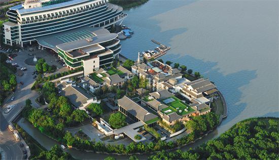 Suzhou Lamborghini Hotel