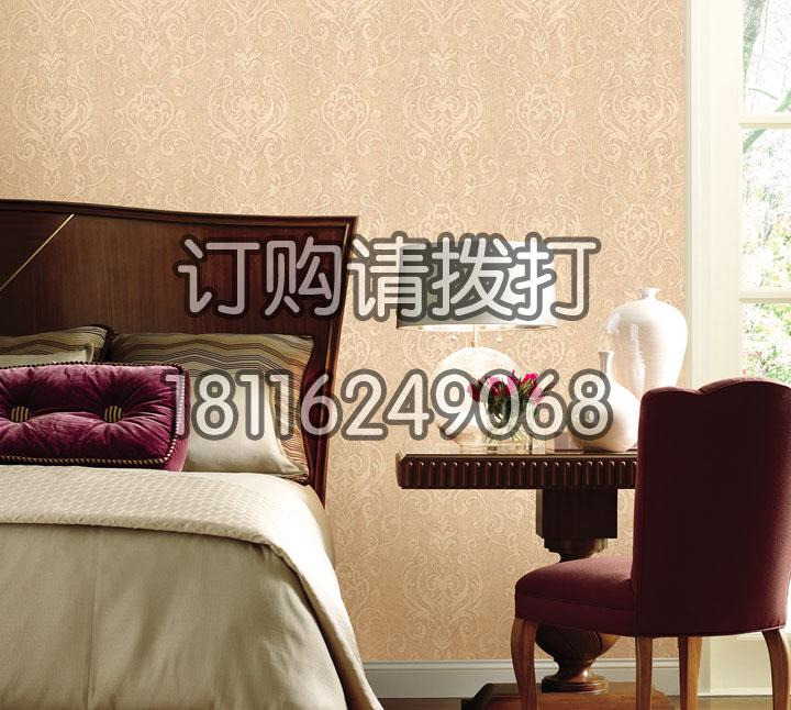素色酒店客房布基墙布YF-5203