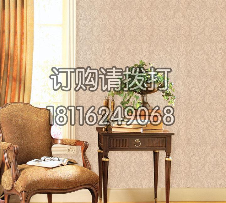 素色酒店休闲区布基墙布YF-5207